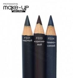 Карандаш для глаз new Eye Pencil MAKE-UP-SECRET FE04