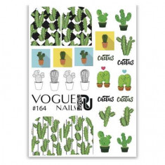 Vogue Nails, Слайдер-дизайн №164