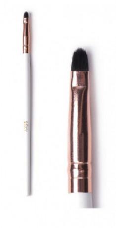 Кисть язычковая для окрашивания бровей мини SEXY Innovator Cosmetics