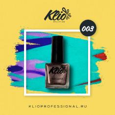 Klio Professional, Лак для стемпинга №3