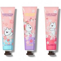 The Saem Over Action Little Rabbit Hand Perfumed Hand Velvet Cream