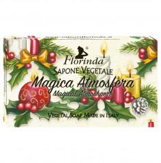 FLORINDA Мыло растительное, атмосфера волшебства / Magica Atmosfera 100 г