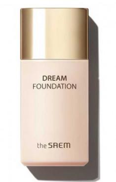 Тональная основа THE SAEM Dream Foundation W31 35г