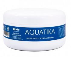 LIKATO PROFESSIONAL Маска-смузи для восстановления ослабленных и ломких волос / AQUATIKA 250 мл