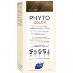 Краска для волос PHYTOSOLBA PHYTO COLOR 7.3 Золотистый блонд