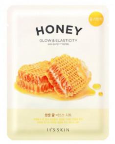 Тканевая маска питательная с мёдом It'S SKIN The Fresh Honey Mask Sheet 20 г