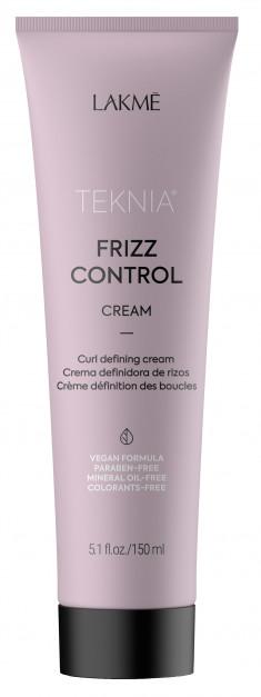 LAKME Крем для волос, подчеркивающий кудри / FRIZZ CONTROL CREAM 150 мл