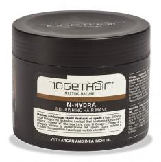 TOGETHAIR Маска питательная для обезвоженных и тусклых волос / N-Hydra Mask nourishing hair 500 мл