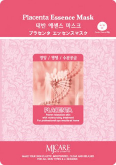 Маска тканевая Плацента Mijin Placenta Essence Mask 23г