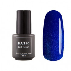 Masura, Гель-лак Basic №043M, Синяя классика