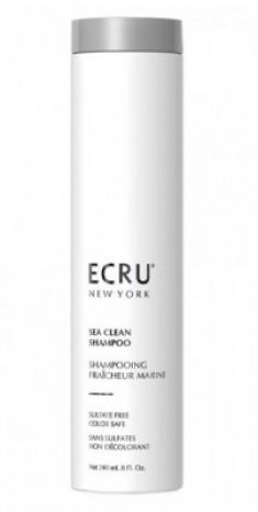 Шампунь интенсивно очищающий ECRU Sea Clean Shampoo 240мл