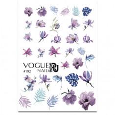 Vogue Nails, Слайдер-дизайн №192