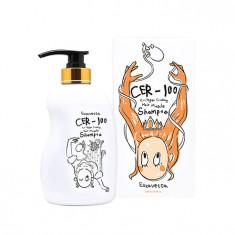 шампунь с коллагеном elizavecca cer-100 collagen coating hair muscle shampoo