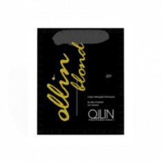 Ollin Blond Powder No Aroma - Осветляющий порошок 30 г OLLIN PROFESSIONAL