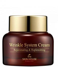 THE SKIN HOUSE Крем антивозрастной питательный с коллагеном / Wrinkle System 50 мл