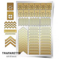 Trafaretto, Трафареты «Зима»