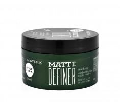 MATRIX Глина матовая сильной фиксации / MATTE DEFINER 100 г