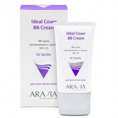 BB-крем увлажняющий SPF15 ARAVIA Professional Ideal Cover BB-Cream тон01 50мл