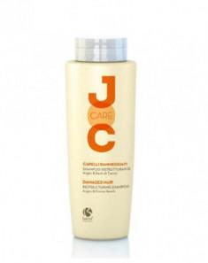 Шампунь Глубокое восстановление с Аргановым маслом и Какао бобами Barex Restructuring Shampoo 250мл