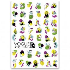 Vogue Nails, Слайдер №138