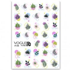 Vogue Nails, Слайдер №136