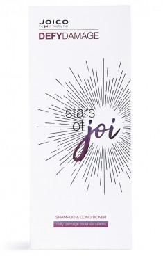 JOICO Набор защитный для укрепления связей и стойкости цвета волос (шампунь 300 мл, кондиционер-бонд 250 мл) OTP PP Stars of joi DD SH+CON