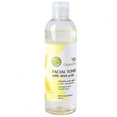 OZ! OrganicZone Тоник для лица с AHA-кислотами, для нормальной и сухой кожи 250 мл OZ! Organic Zone