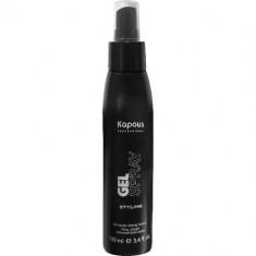 Kapous Гель-спрей для волос сильной фиксации 100 мл