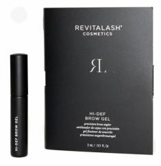 Гель для бровей с пептидами прозрачный RevitaLash Cosmetics Hi Def Brow Gel Clear 3мл