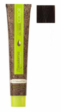Краска для волос Macadamia Oil Cream Color 5 СВЕТЛЫЙ КАШТАНОВЫЙ 100мл
