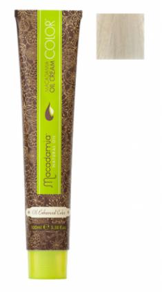 Краска для волос Macadamia Oil Cream Color 11.32 ОЧЕНЬ ОСВЕТЛЯЮЩИЙ БЕЖЕВЫЙ БЛОНДИН 100мл
