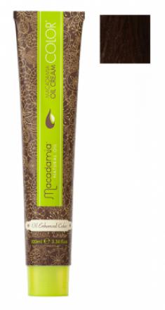 Краска для волос Macadamia Oil Cream Color 6.35 ТЕМНЫЙ ЗОЛОТИСТЫЙ ШОКОЛАДНЫЙ БЛОНДИН 100мл
