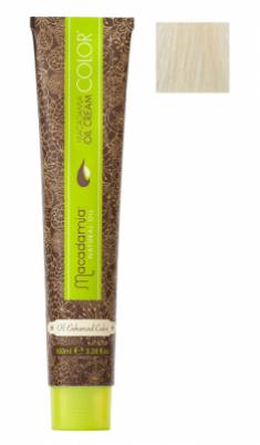 Краска для волос Macadamia Oil Cream Color 12.0 ОЧЕНЬ НАТУРАЛЬНЫЙ БЛОНДИН 100мл