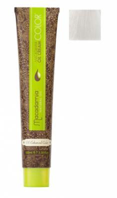 Краска для волос Macadamia Oil Cream Color 12.81 БЛОНДИН ЖЕМЧУЖИНА ПЕПЕЛЬНЫЙ ОЧЕНЬ 100мл